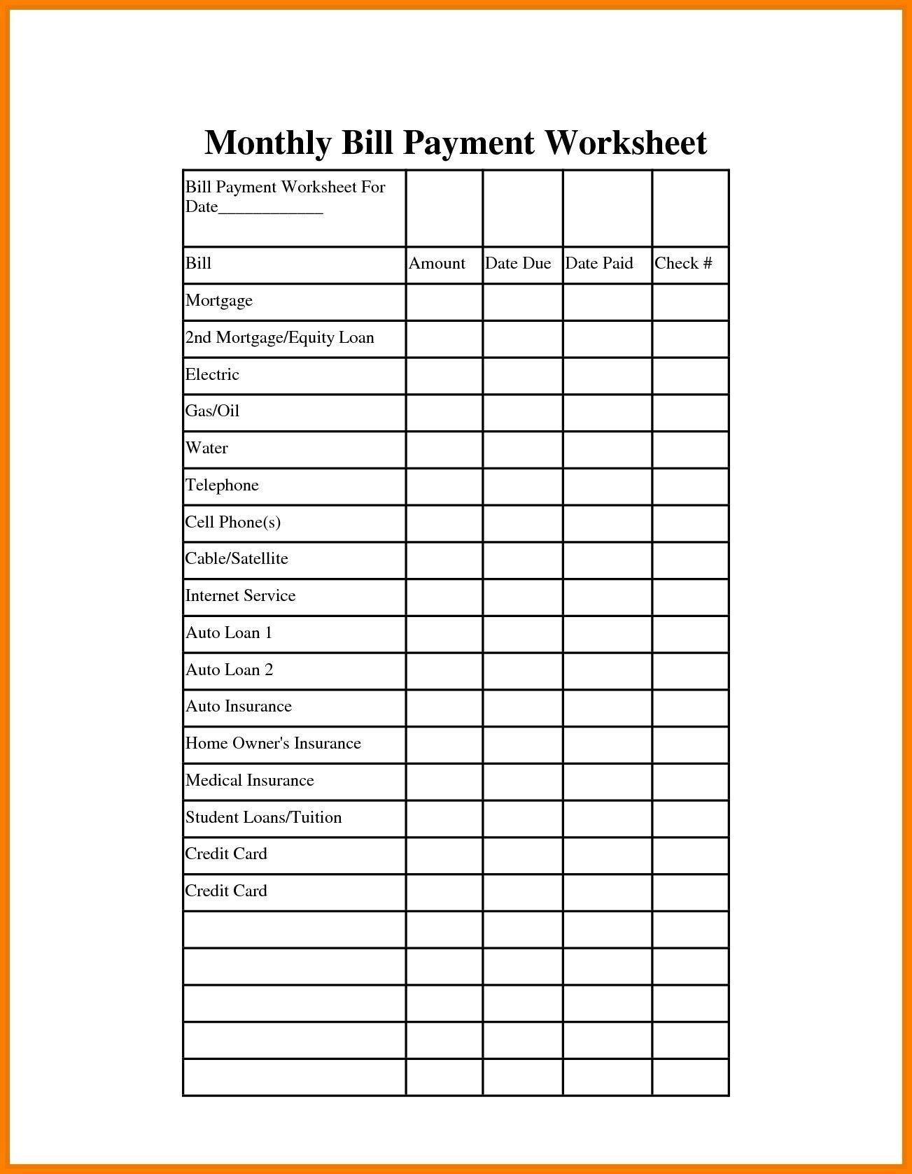 New Checklist Calendar