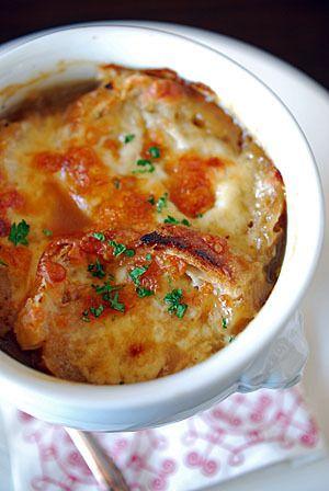絶対美味しい★オニオングラタンスープ by Yukaさん   レシピブログ ...