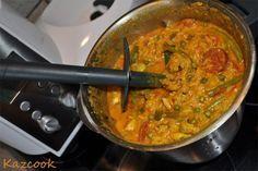 Paella au Cuisio Pro - La Cuisine des Mamans
