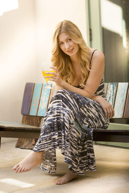 blondes women models bathroom long hair metart magazine