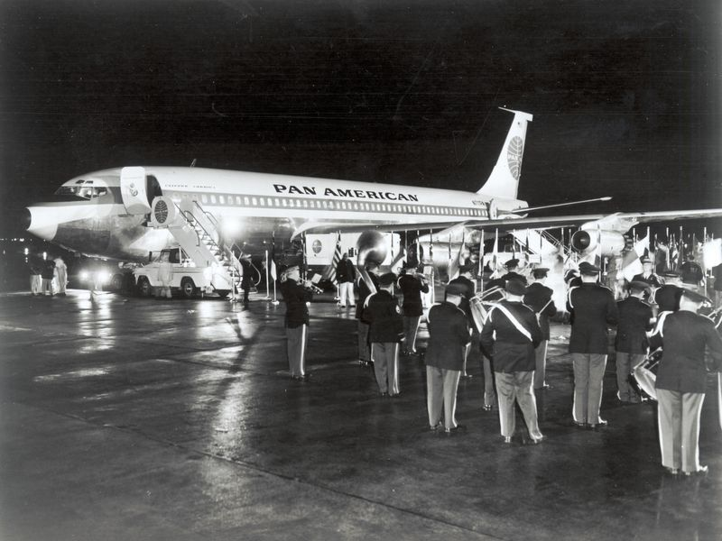 The flight that changed everything pan american