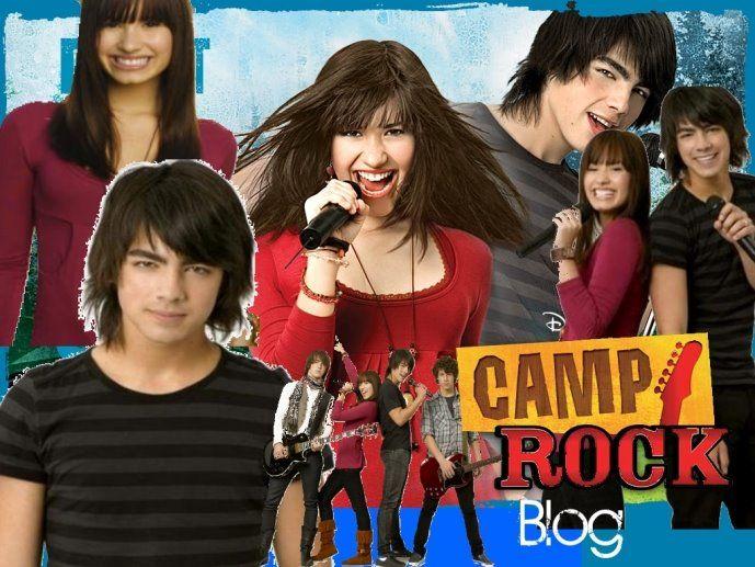 Camp Rock Ano 2008 Camp Rock Disney Channel Original Disney Channel