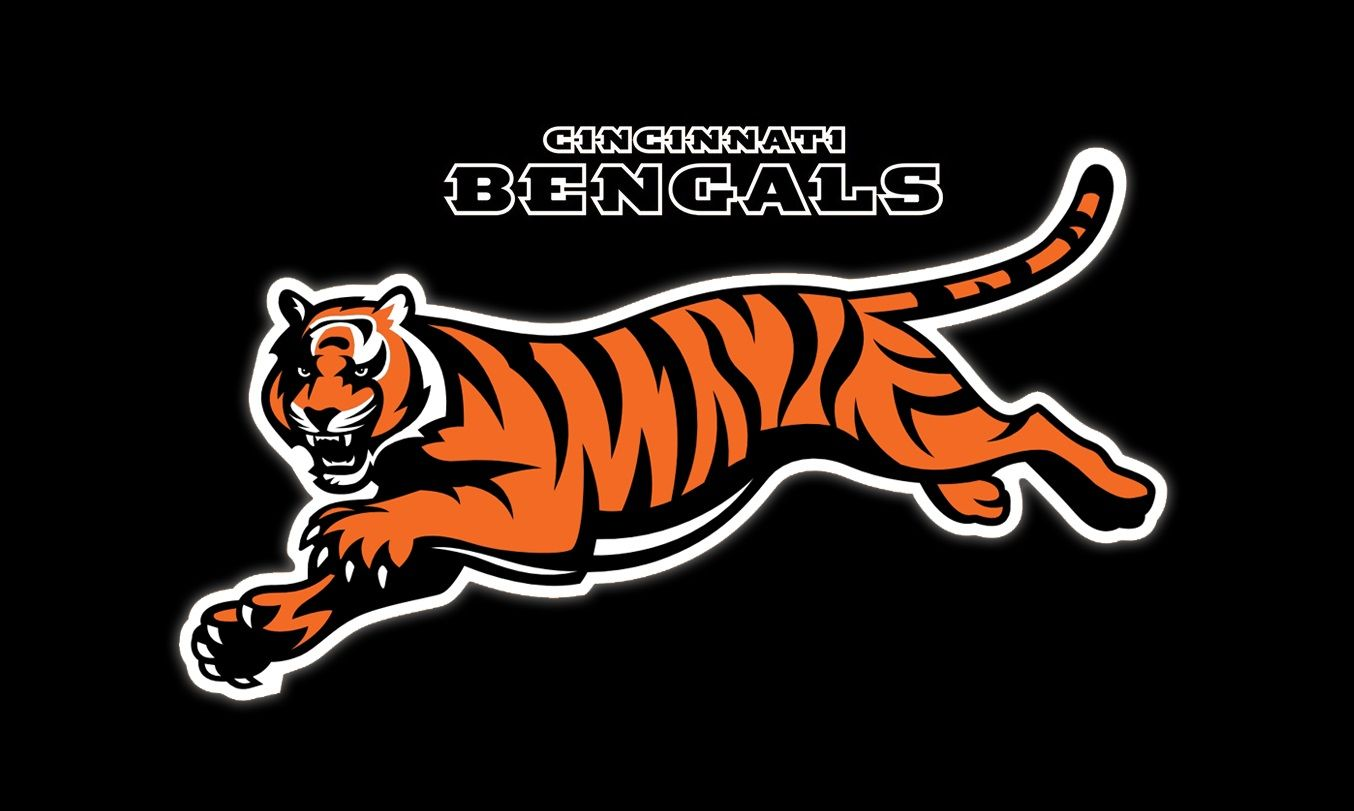 18f76758 Football-Cincinnati Bengals-Logo-Bengal Tiger | Sports | Cincinnati ...