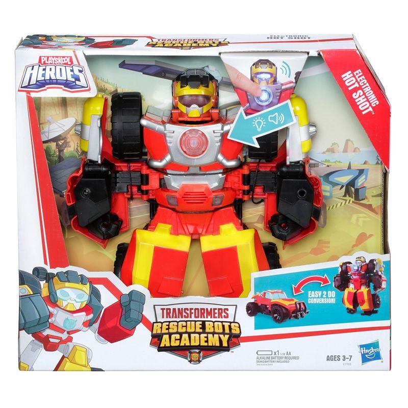 Hasbro Playskool Heroes Transformers Rescue Bots Academy