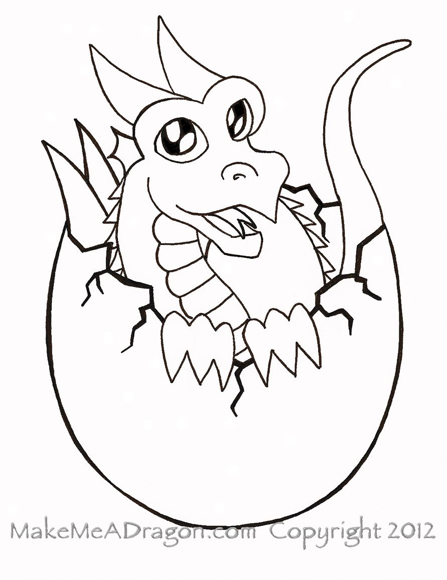 Dragon Hatching Dragon drawing, Drawing base, Drawings