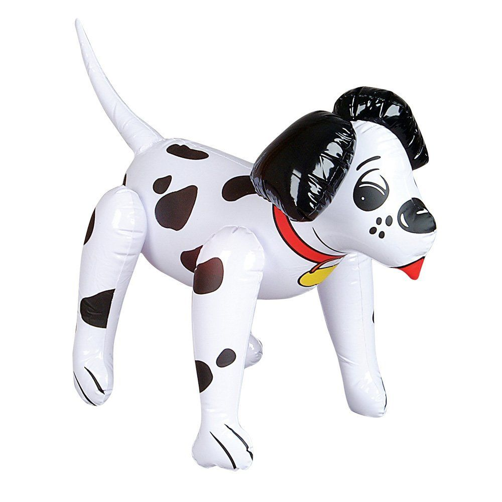 amazon com inflatable dalmatians 1 dz toys games 101