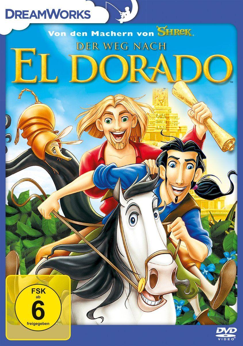 Der Weg Nach El Dorado Stream Kinokiste