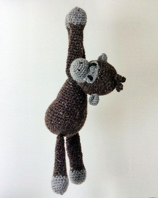 Edwards Menagerie One Of 40 Soft And Snuggly Toy Animal Crochet