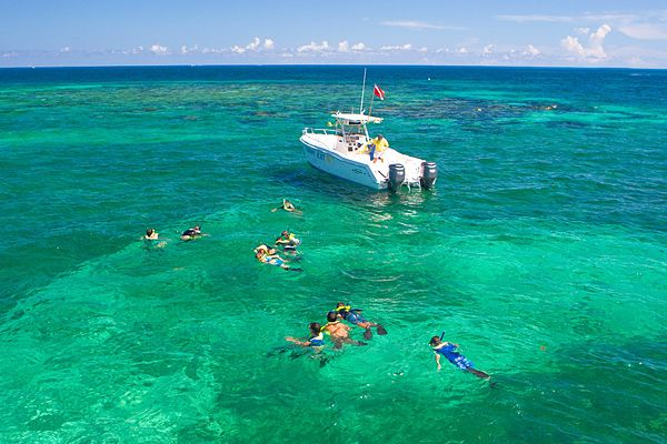 Glass Bottom Boat Tours Fort Myers