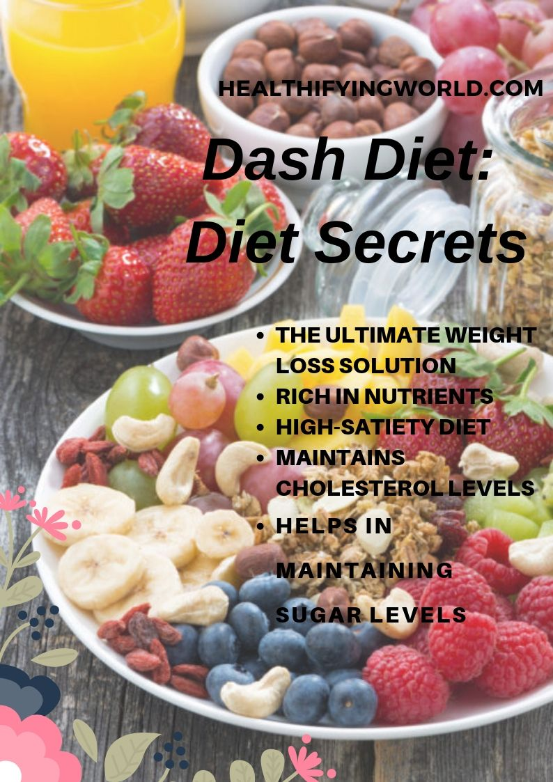 Photo of Ultimate weight loss diet: Dash Diet