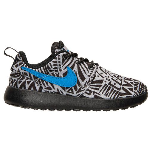 wholesale dealer ed4a1 29329 Boys' Toddler Nike Roshe One Print Casual Shoes | Finish ...