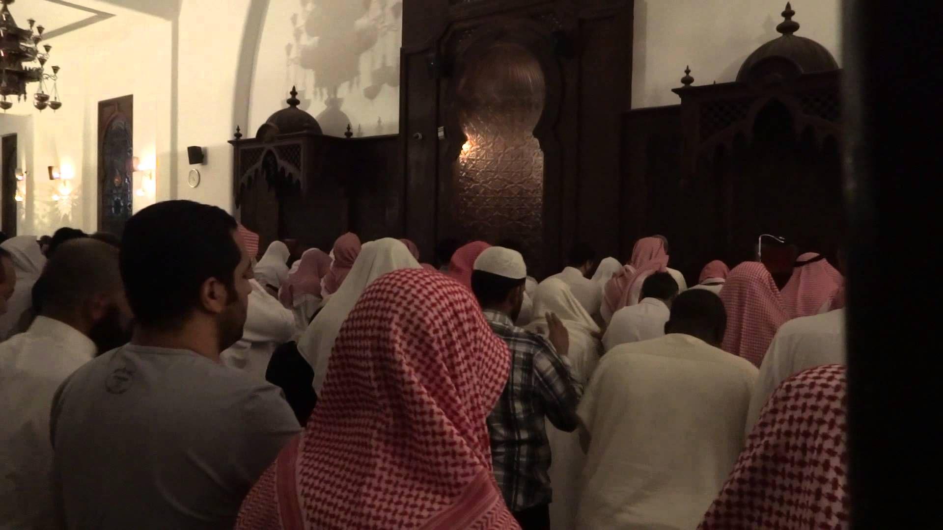 إن تعذبهم فإنهم عبادك وإن تغفر لهم فإنك أنت العزيز الحكيم التسليمة4 خالد الجليل ليلة16 رمضان 1436