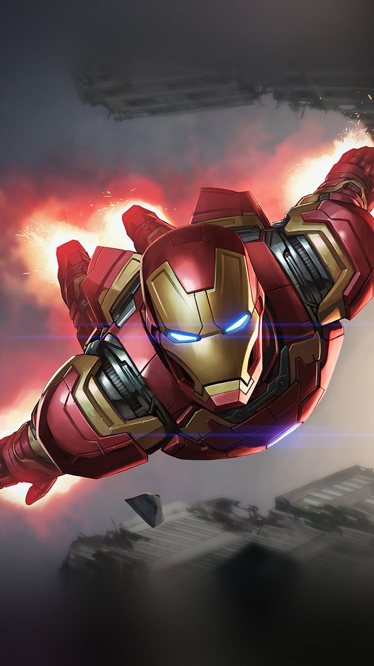 Iron Man Wallpapers For Free Download In