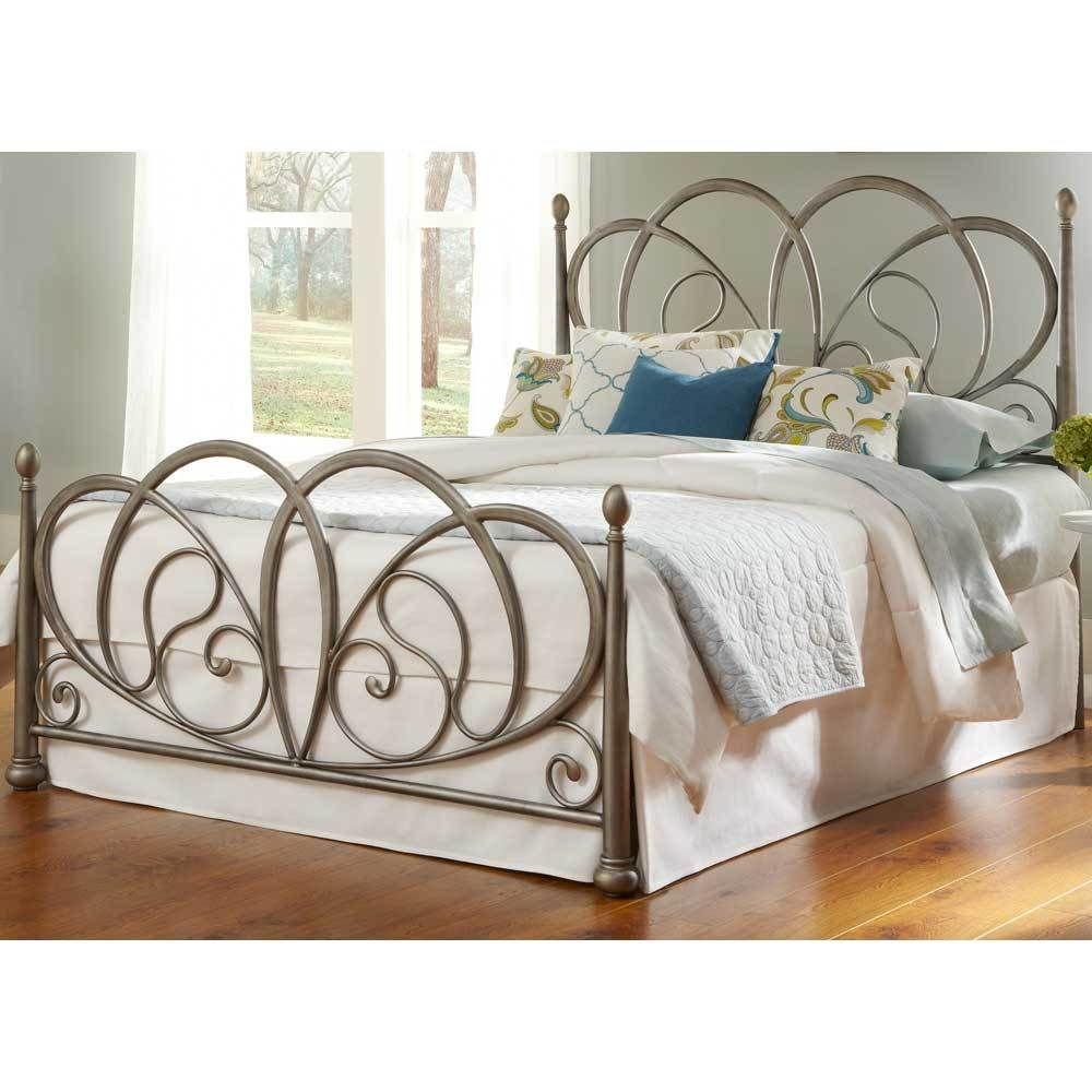 Lizmore Iron Bed By Fashion Bed Group Wrought Iron