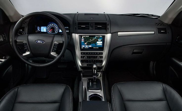 Awesome Ford: 2015 Ford Fusion Hybrid Interior | Www.topcarz.us Cars Check