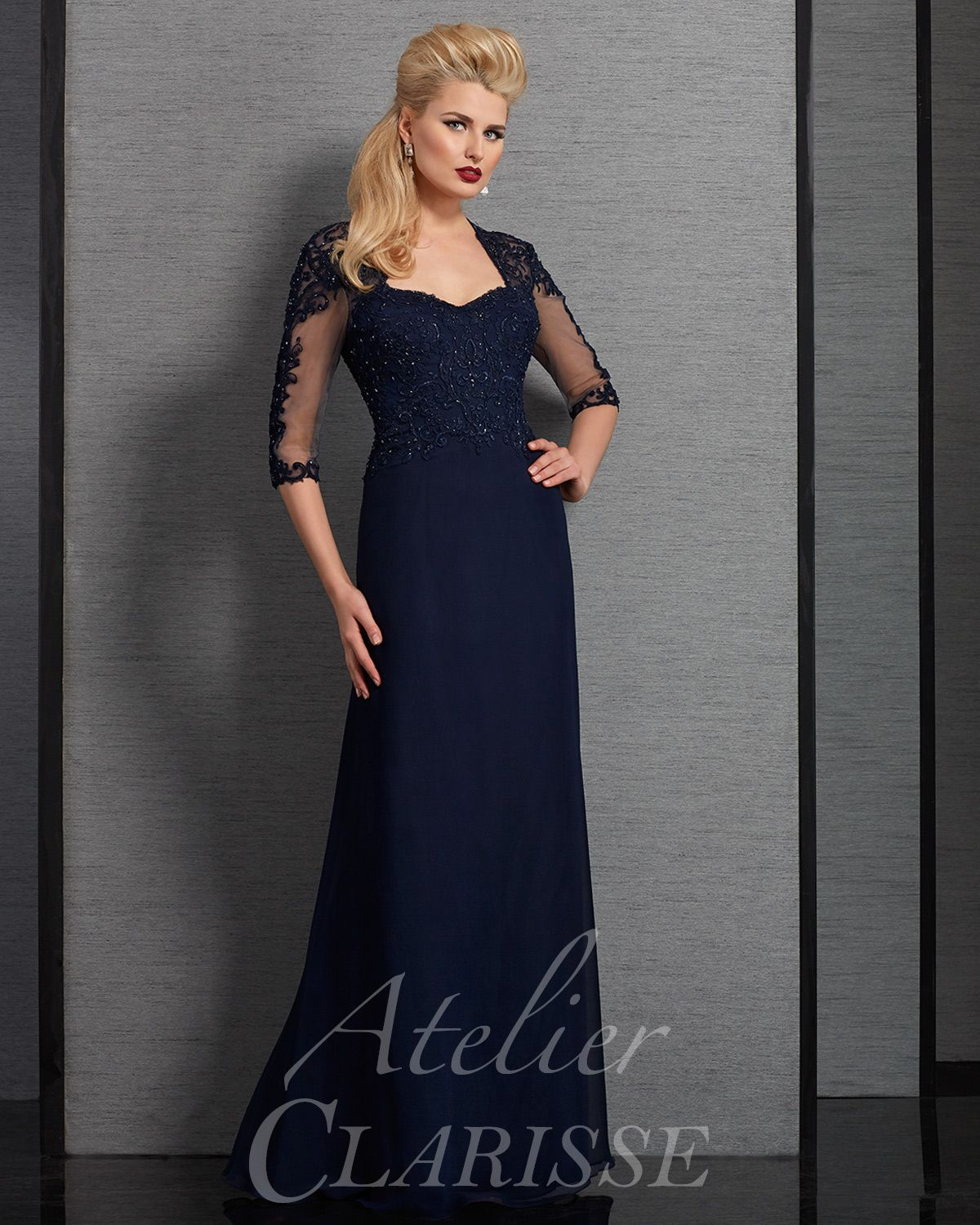 Atelier Clarisse A Line Special Occasion Dress 6328