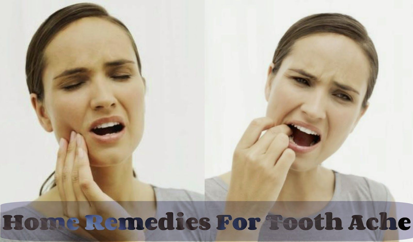 Home Remedies For Tooth Ache  Fitspo  Pinterest  Teeth ache
