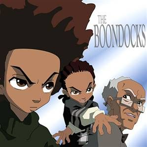 They Really Need To Bring The Boondocks Back To Tv I Thought They