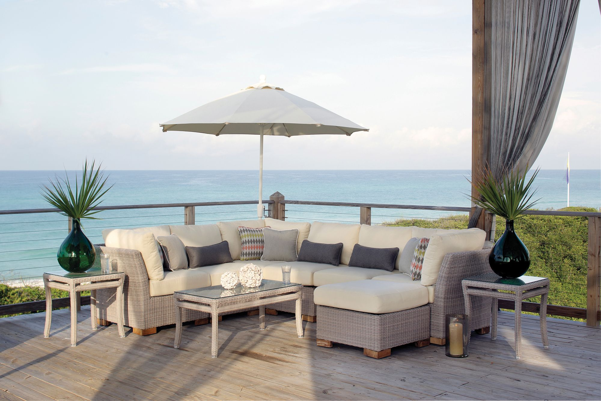 Club Woven Modern Patio Furniture Summer Classics