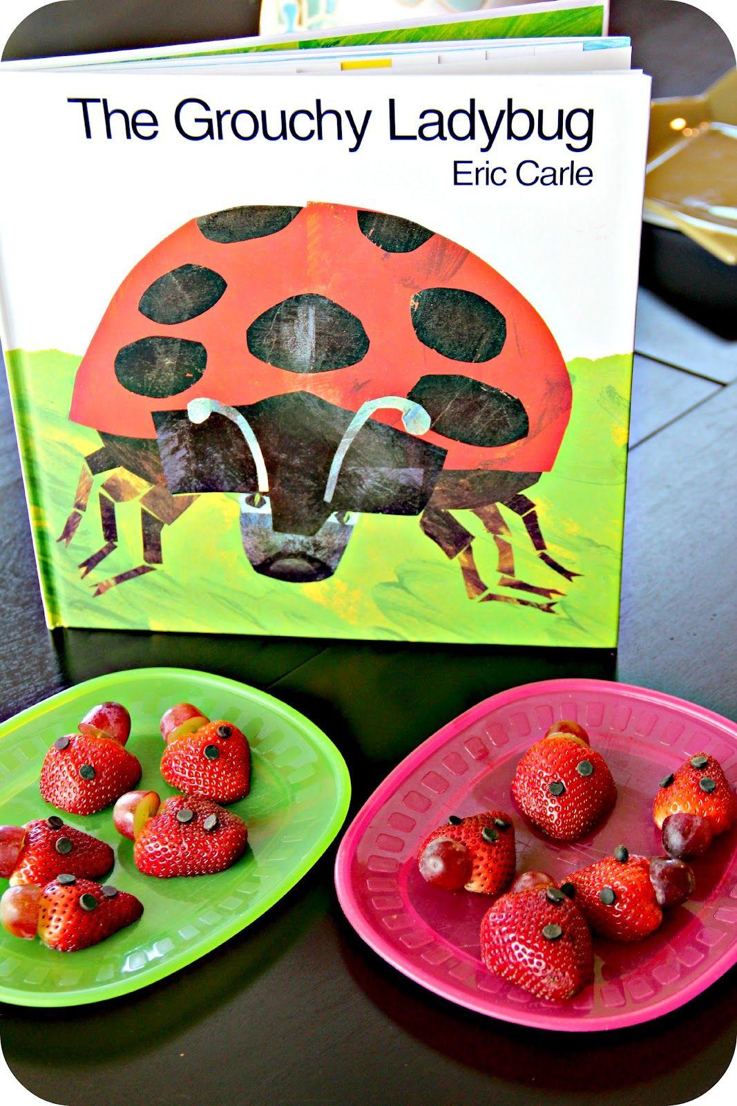 Lil Ladybug Treats