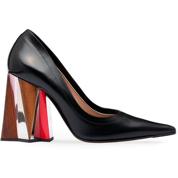 def3295ea4ad Marni Pumps (64.790 RUB) ❤ liked on Polyvore featuring shoes