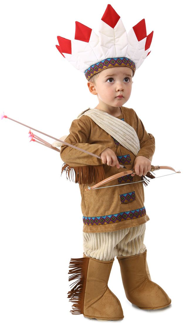 toddler little chief native american costume your little one will be the chief of cuteness this halloween when they wear this brendans boys native - Native American Costume Halloween