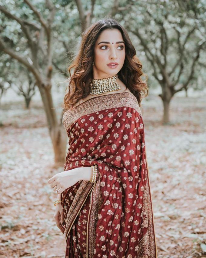 Beautiful Indian Girl Tamannaah Latest Photos In O