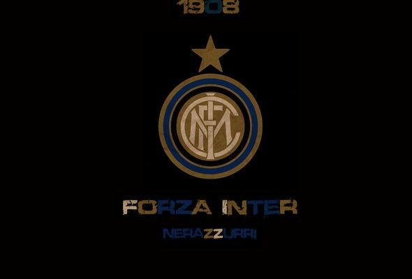 Inter Milan Calendrier.Soccer Team Logo Wallpaper Backgrounds Wallpaper Football