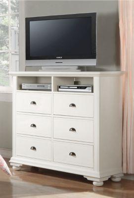 Sensational Picket House Furnishings Addison Tv Stand White Products Evergreenethics Interior Chair Design Evergreenethicsorg