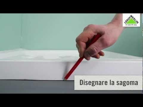 Montare Un Piatto Doccia.Come Posare Un Piatto Doccia Fai Da Te Pinterest Youtube