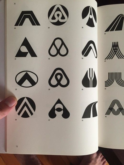Airbnb S Logo Found In Decades Old Trademark Book Socialtv