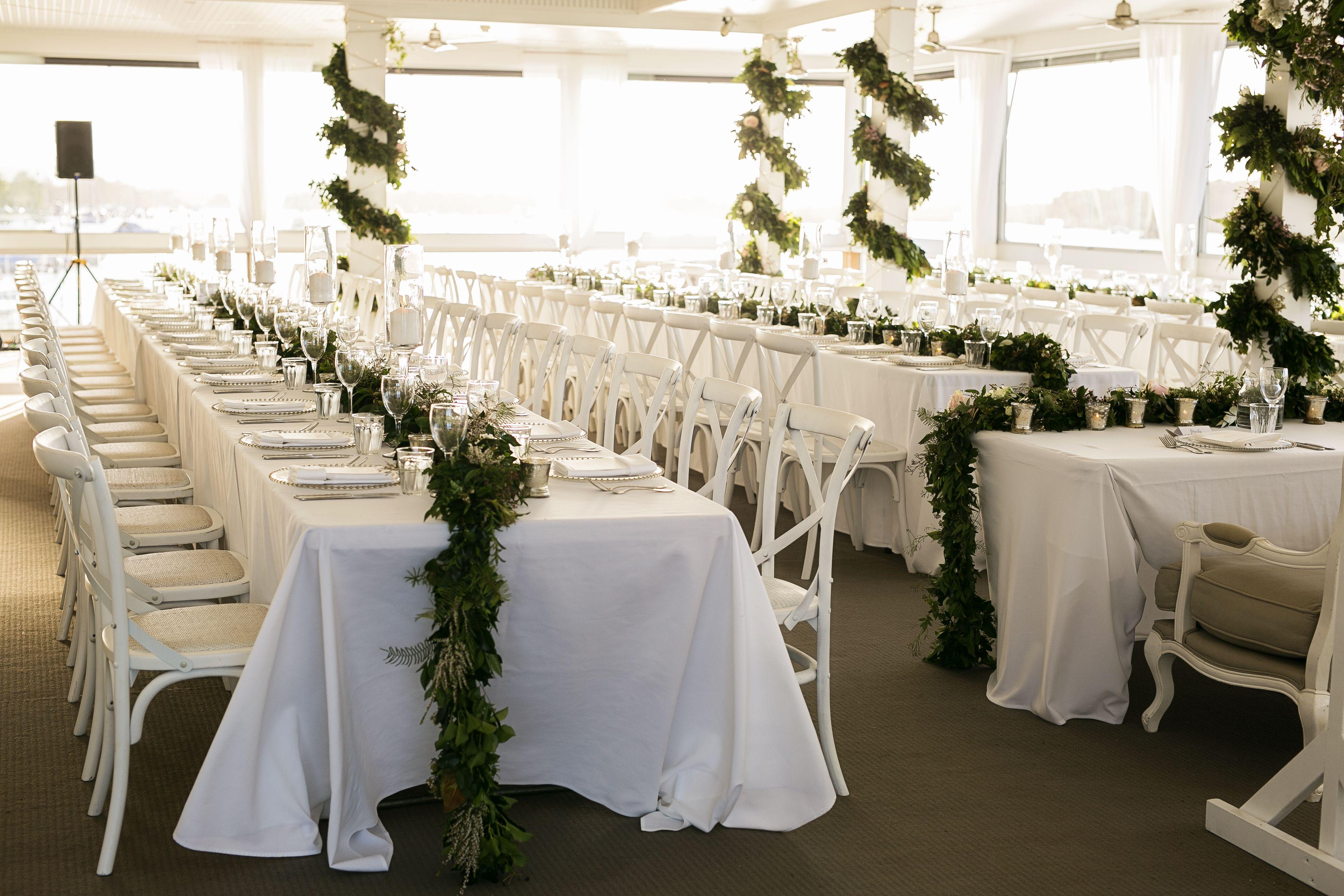 Noosa Boathouse Weddings River Room Reception Life Love