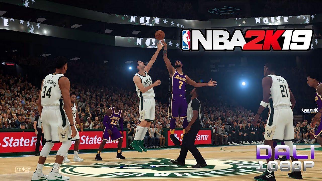 Nba 2k19 on pc 1080p 60fps nba2k19 2k basketball