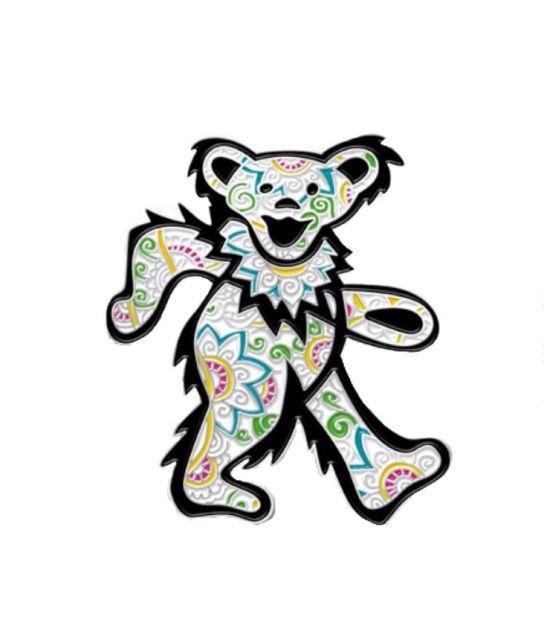 Paisley Dancing Bear Presale