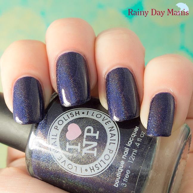 I Love Nail Polish: Cosmic Barney