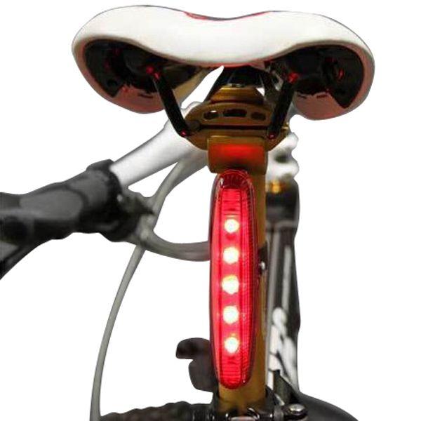 Us 4 99 5 Led 3 Mode Bicycle Bike Rear Tail Lamp Light Red Bike