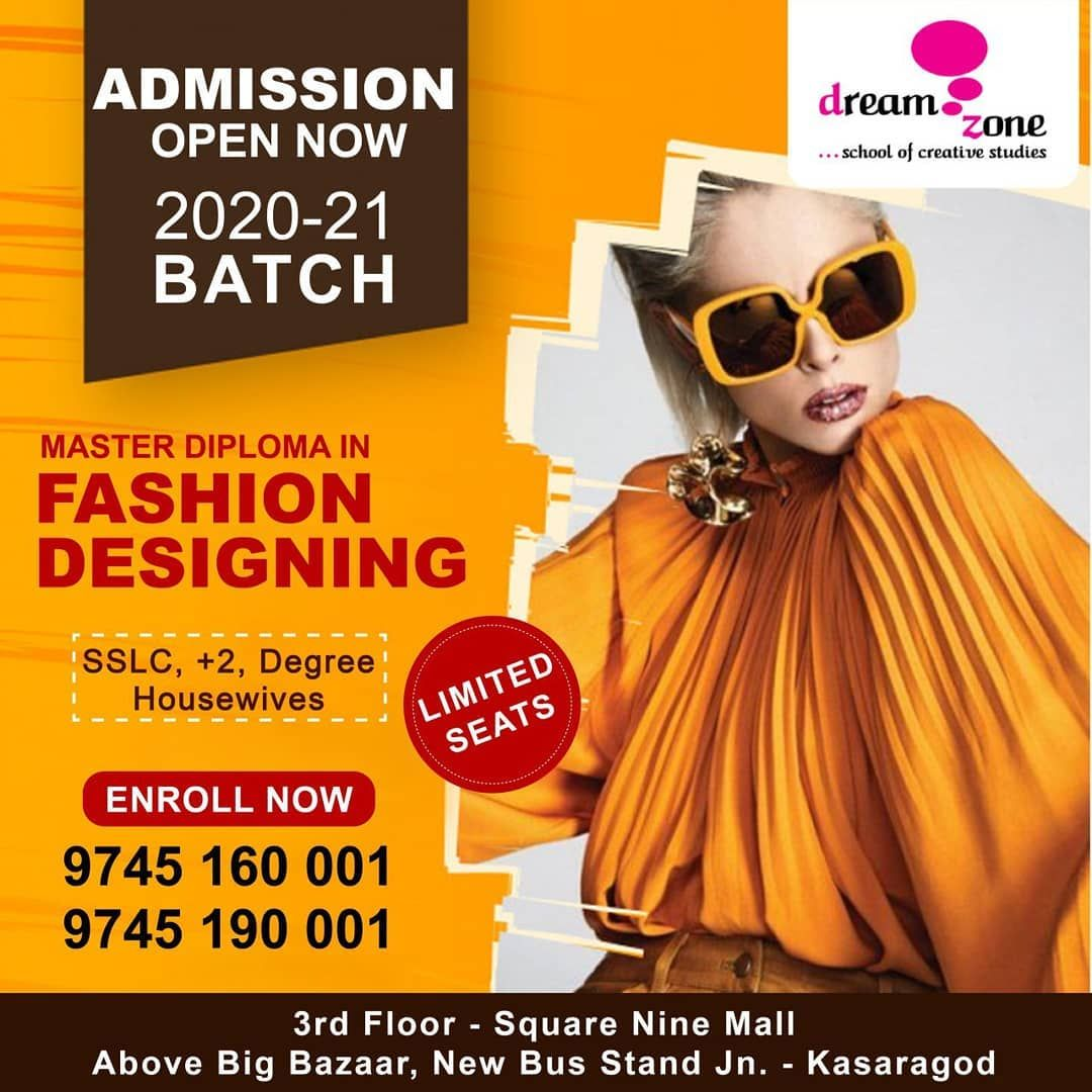 Admission Open For 2020 21 Batch In Master Diploma Diploma In Fashion Designing Kasarago In 2020 Diploma In Fashion Designing Fashion Designing Course New Bus