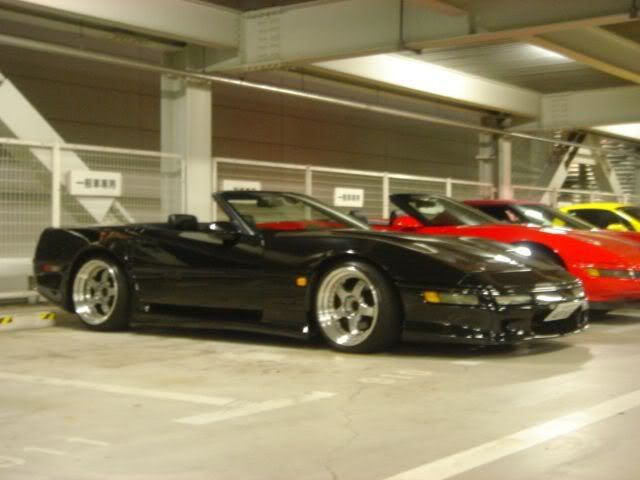 Just found the coolest looking C4 body kit ever!!! - Corvette Forum