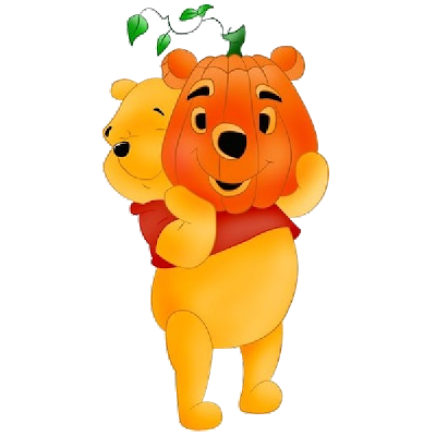 Halloween Pooh Clipart Winnie The Pooh Halloween Clip Art Images