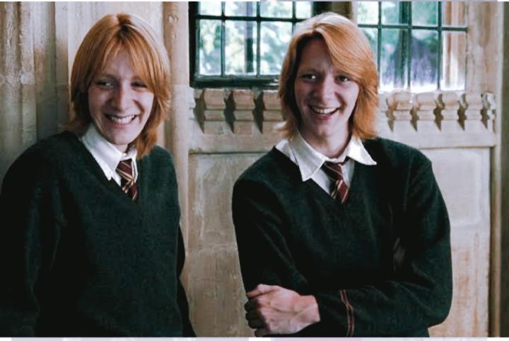 Fred And George Weasley Fred And George Weasley Weasley Twins George Weasley Aesthetic