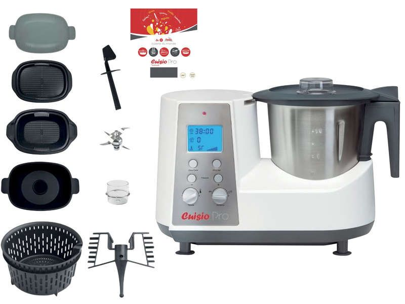 Robot Cuiseur Kitchen Cook Cuisio Pro V3 Robot Conforama Pas Cher Ventes Pas Cher Com Cuiseur Conforama Robot Cuiseur