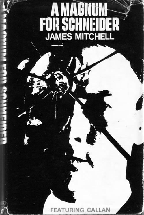 A Magnum for Schneider, by James Mitchell