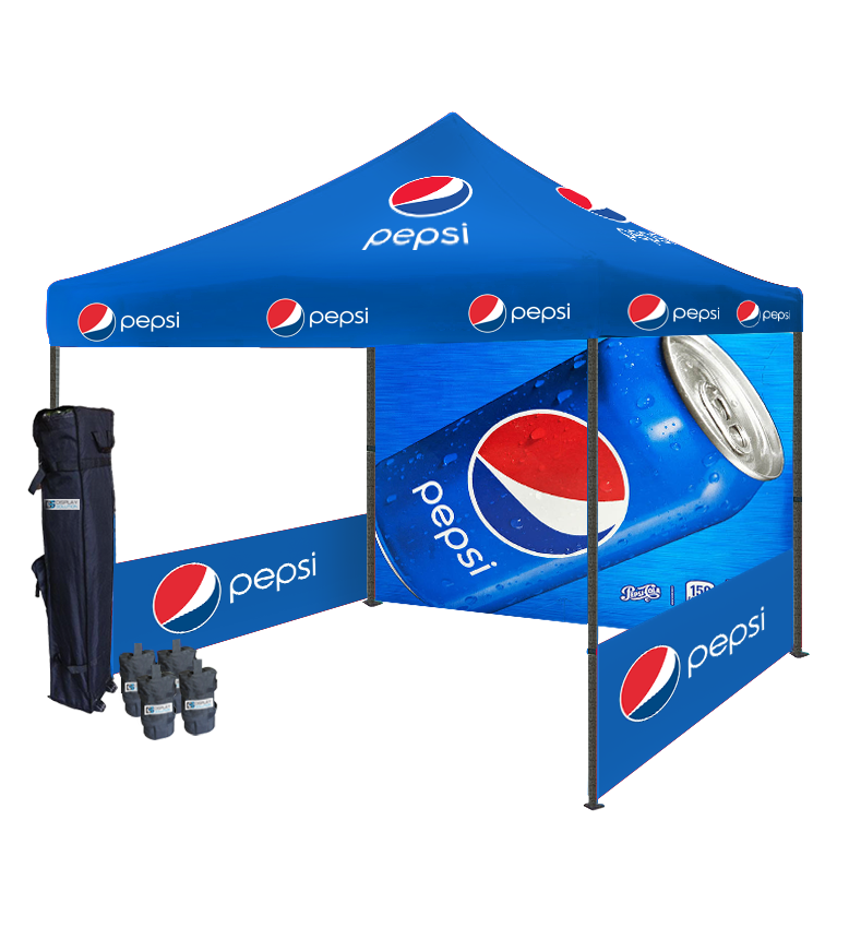 Custom Canopy Tent Allows You To Send Right Message To The Audiences At Tent Depot Ca Our Mission Is To Give You The Right Tools To Select The Perfect