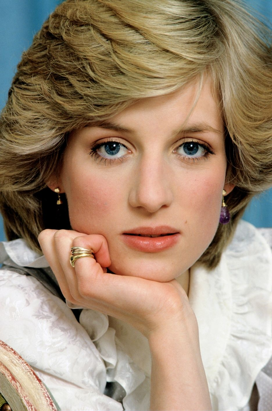 Definitely one of my favorite pictures of the late Princess Diana ...