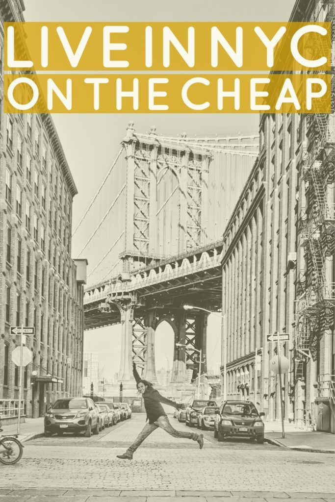 Every dreamed of living in New York City like the ladies in Sex & the City? Or how about Jerry and friends on Seinfeld? Well, we did it and for a very affordable price! Here is how. How Much Does it Cost to Live in NYC on the Cheap?