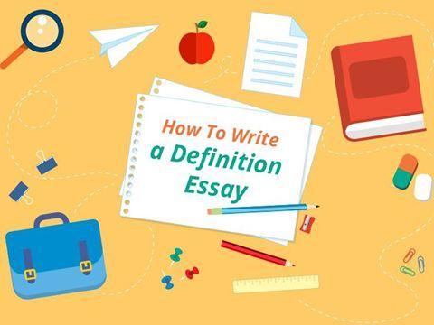 Buy a definition essay