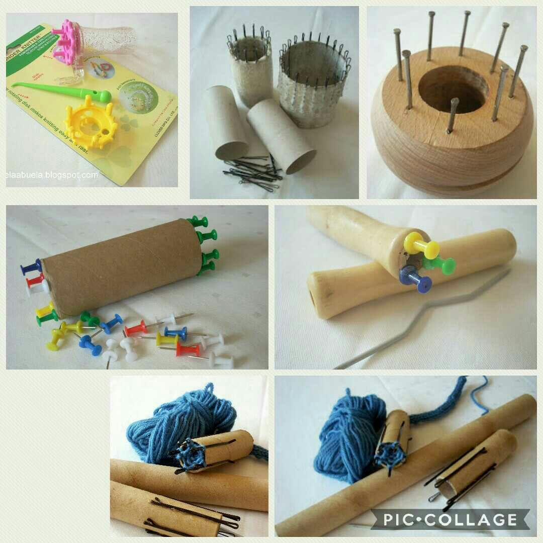 своими руками приспособления для вязания Loom вязание вязание руки