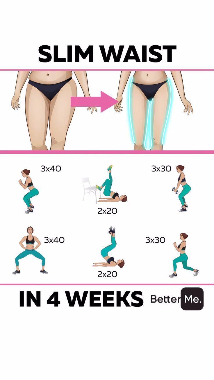 #28day #bekommen #Challenge #einen #Fitness #Hause #Körper #Regeln #schlankeren #um #zu fitness - 28...