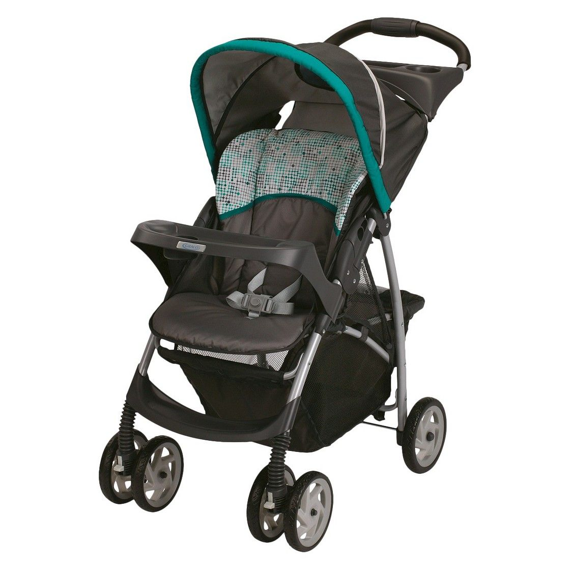 Graco LiteRider Classic Connect Stroller Stroller, Graco