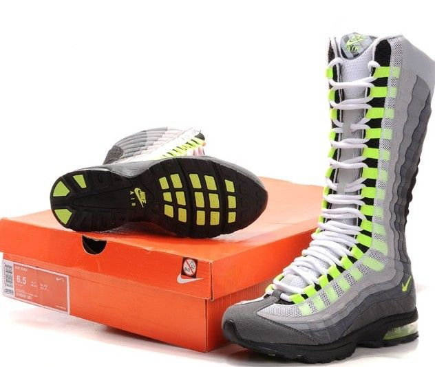 Max 95 Boot Wholesale Woman Boot Nike Boot Woman Sport Boot from ...